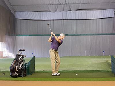 East Bank Club Golf
